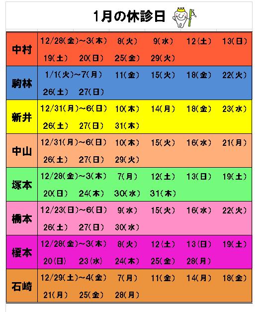 2019 1月の休診日.png
